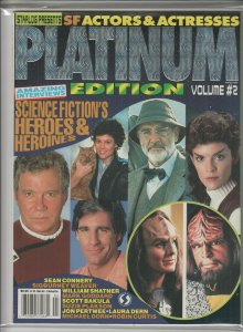 STARLOG PLATINUM EDITION #2 NM- A04860