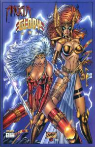 Angela/Glory: Rage of Angels #1B VF; Image | save on shipping - details inside