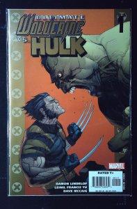 Ultimate Wolverine vs. Hulk #1 (2006)
