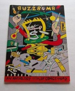 Fantagraphics Books Buzz Bomb VF- Higher Grade Alternative/Indepedent Comic Book