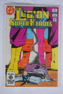 Legion of Super-Heroes 305