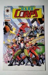 The H.A.R.D. Corps #5 (1993) Valiant Comic Book J756