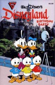 Disneyland Birthday Party (1985 series) #1, VF- (Stock photo)
