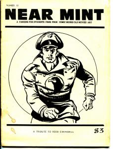 Near Mint #10 1980-Al Dellinges-Blackhawk-Reed Crandall-Ray Funk-G/VG