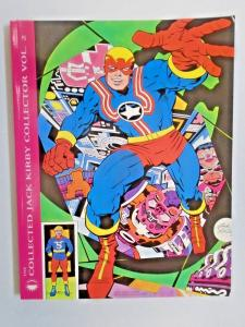 Collected Jack Kirby Collector SC (TwoMorrows) #2, 8.0/VF (2004)