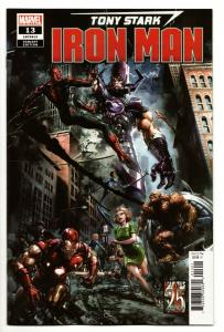 Tony Stark Iron Man #13 Marvels 25th Tribute Variant (Marvel, 2019) NM
