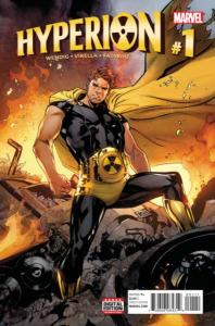 Hyperion #1, NM (Stock photo)