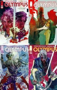 OLYMPUS (2009 IM) 1-4  complete series!