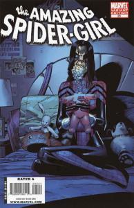 Amazing Spider-Girl #25B VF; Marvel | save on shipping - details inside