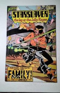 Starslayer #11 (1983) First Comic Book J756