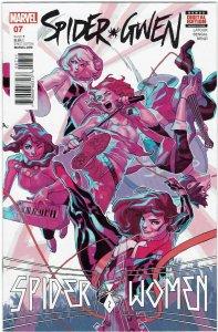 Spider-Gwen #7 (2016 v2) Jason Latour Spider-Women NM
