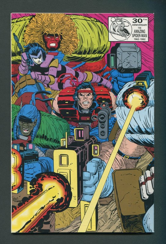 Cable Blood /& Metal Part #1 of 2 VF-NM Marvel Oct 1992