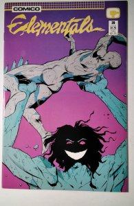Elementals #29 (1988) Comico Comic Book J756