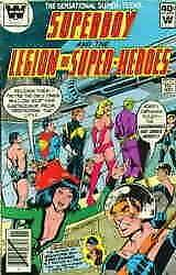 Superboy and the Legion of Super-Heroes #257A FN; DC | save on shipping - detail