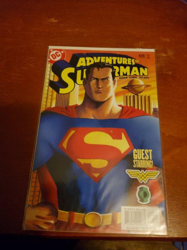 Adventures of Superman #628 (2004)