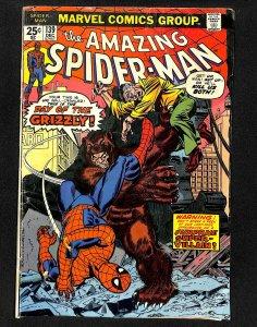 Amazing Spider-Man #139
