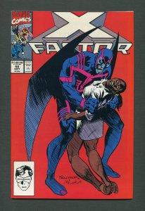 X-Factor #58  /  9.0 VFN/NM  /  September 1990