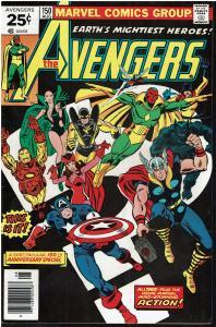 Avengers #150, 7.0 or Better