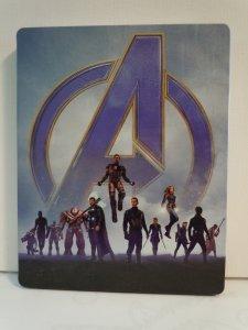 Avengers Endgame (Blu-ray) STEELBOOK