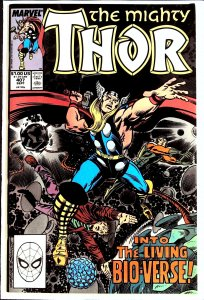 The Mighty Thor #407 (1989)