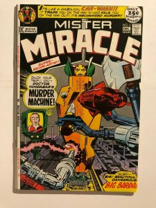 Mister Miracle #5 - 2nd App. of Big Barda - New Gods Movie
