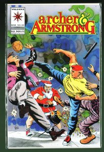 Archer & Armstrong #20 (1994)