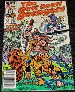 West Coast Avengers #3 (1985)