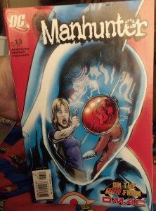 Manhunter #13 NM