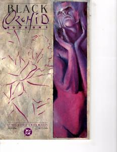 Lot Of 2 DC Comics Black Orchid Book One and Outsiders #1 and #2 JB4