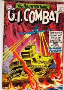 G.I. Combat #107 (Sep-64) VG/FN Mid-Grade The Haunted Tank