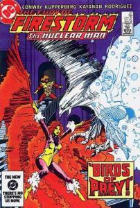 Fury of Firestorm (1982 series) #27, NM- (Stock photo)