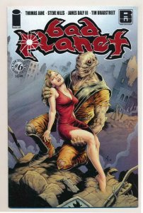BAD PLANET #6, NM, Thomas Jane, Dave Stevens, Image, 2005 2008, more in store