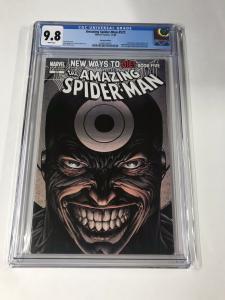Amazing Spider-man 572 Cgc 9.8 David Finch Variant Marvel