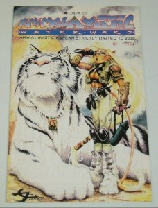 Animal Mystic Water Wars Limited Edition Ashcan VF/NM dark one (1,984 of 2,000)