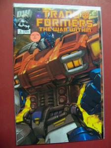TRANSFORMERS  THE WAR WITHIN  #1 VOLUME 1 VERY FINE/NEAR MINT 1ST PRINT