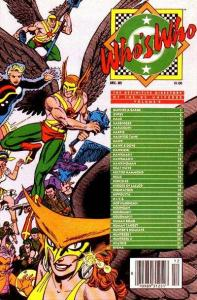 Who's Who: The Definitive Directory of the DC Universe #10, VF+ (Stock p...