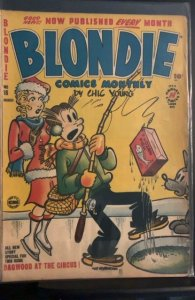 Blondie Comics Monthly #16 (1950)