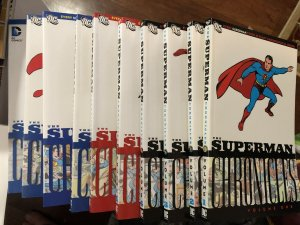 The Superman Chronicles Full Set 1-10 FN-NM