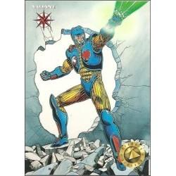 1993 Valiant Era X-O MANOWAR #11 - Card #70
