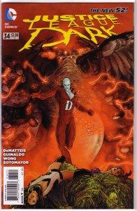 Justice League Dark   vol. 1   # 34 VF/NM (New 52)