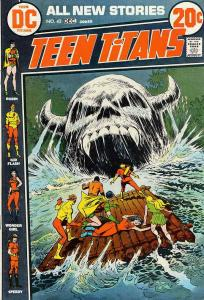 Teen Titans, The #42 VG; DC | low grade comic - save on shipping - details insid