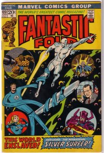 Fantastic Four   vol. 1   #123 VG