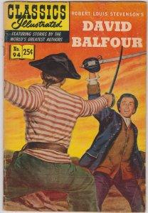 Classics Illustrated #94