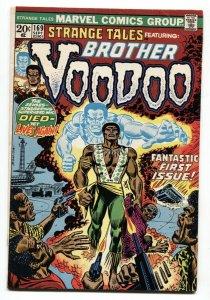 Strange Tales #169 1st Brother Voodoo Romita VF-