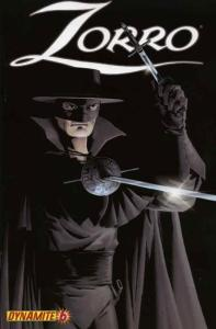 Zorro (Dynamite) #6A VF/NM; Dynamite | save on shipping - details inside
