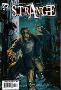 Strange (2004 series) #4, VF+ (Stock photo)