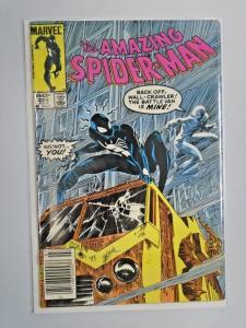 Amazing Spider-Man (1st Series) #254, Newsstand Edition 6.0 (1984)