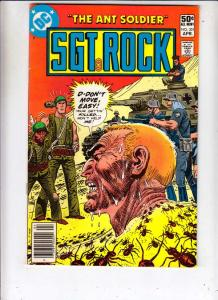 Sgt. Rock #351 (Apr-81) NM- High-Grade Sgt. Rock and Easy Company