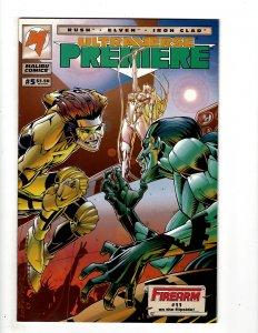 Ultraverse Premiere #5 (1994) J606