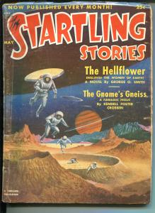 STARTLING STORIES 5/1952-THRILLING PUBS-SMITH-SCI-FI PULP-fr